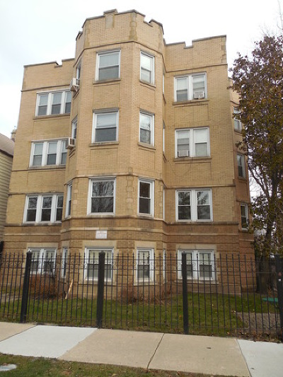 Condo/Townhouse For Sale: 3558 West Belle Plaine Avenue #1