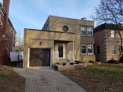 Chicago IL Single Family Home New: $419,900