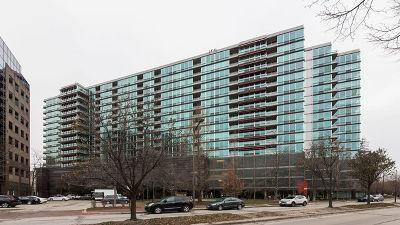 Evanston Condo/Townhouse For Sale: 800 Elgin Road #908