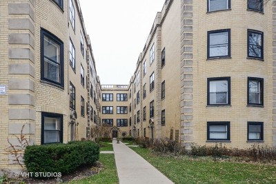 Condo/Townhouse For Sale: 2540 North Kedzie Boulevard #G7