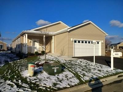Grayslake Single Family Home For Sale: 1455 Harvest Court