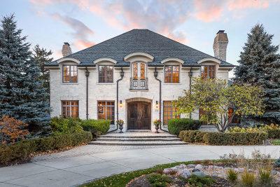 Glen Ellyn Single Family Home New: 572 Hill Avenue