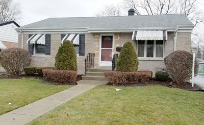 Berkeley Single Family Home For Sale: 1237 North Hillside Drive