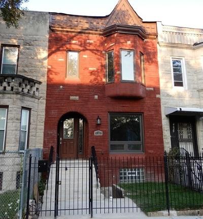 Single Family Home New: 4627 South Saint Lawrence Avenue