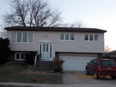Tinley Park Single Family Home For Sale: 7451 159th Place