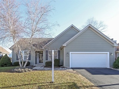 Aurora Single Family Home New: 1034 Red Clover Drive