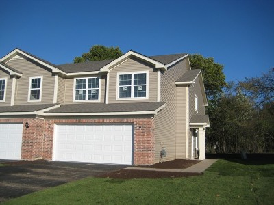Cary Condo/Townhouse New: 1121 West Lake Drive