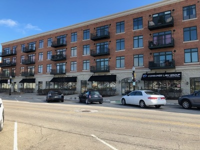 Aurora Rental New: 160 South River Street #206