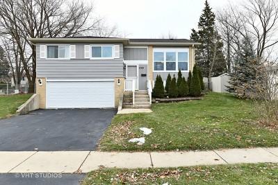 Woodridge Single Family Home New: 7729 Janes Avenue