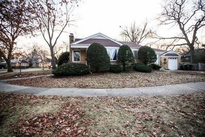 Riverside Single Family Home For Sale: 444 Selborne Road