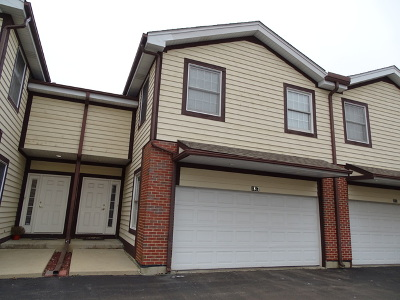 Glenview Condo/Townhouse For Sale: 1817 Monroe Court