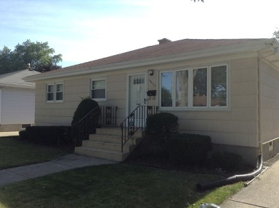 Lansing Single Family Home For Sale: 18523 Glen Oak Avenue