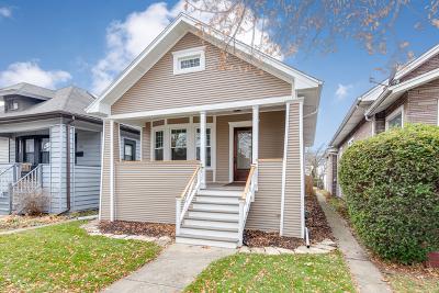 Oak Park Single Family Home For Sale: 1035 South Cuyler Avenue