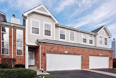 Burr Ridge IL Condo/Townhouse For Sale: $349,000