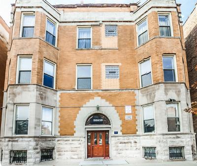 Condo/Townhouse New: 4852 South Prairie Avenue #2A
