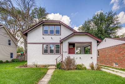 Downers Grove Single Family Home New: 324 55th Street