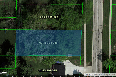 Palatine Residential Lots & Land New: 558 South Benton Street