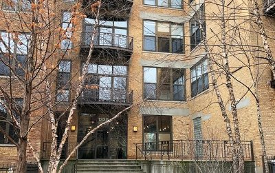 Condo/Townhouse For Sale: 1330 West Monroe Street #206