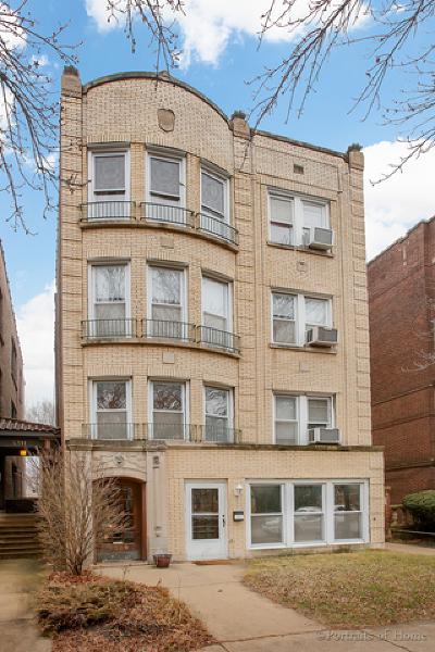 Chicago Condo/Townhouse New: 4309 North Damen Avenue #3