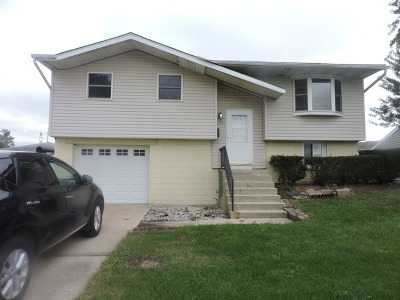 Romeoville Single Family Home For Sale: 585 Belmont Drive