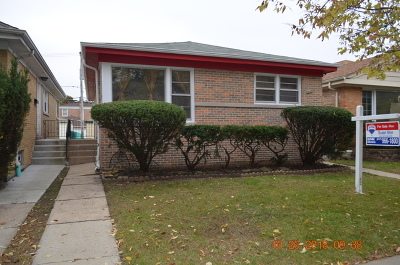 Single Family Home Contingent: 2947 West Howard Street