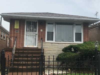 Chicago Single Family Home New: 331 West 100th Street