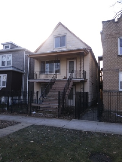 Multi Family Home For Sale: 4638 North Kelso Avenue