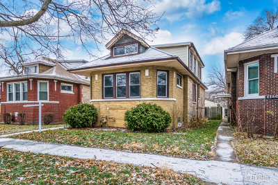 Chicago Single Family Home New: 11605 South Hale Avenue