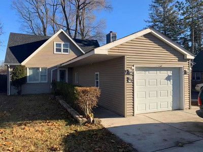 South Elgin Single Family Home For Sale: 629 North Water Street