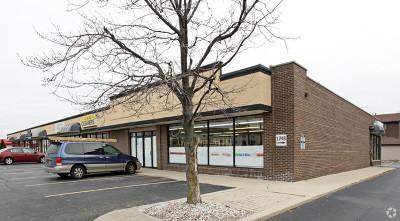 Naperville Commercial New: 1246 West Ogden Avenue