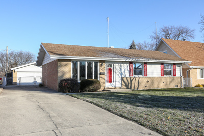 Crestwood Single Family Home New: 5426 Fairway Drive