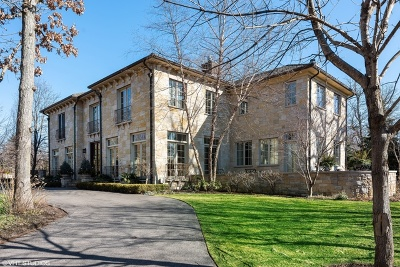 Winnetka Single Family Home New: 900 Ravine Road