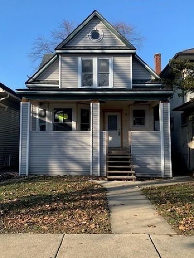 Oak Park Single Family Home New: 817 South Cuyler Avenue