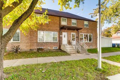 Condo/Townhouse For Sale: 3107 West Arthur Avenue