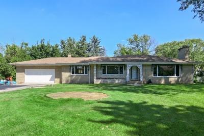 Woodridge Single Family Home New: 6301 Route 53