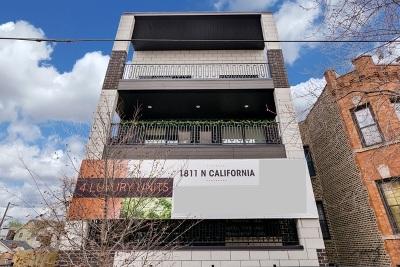 Condo/Townhouse New: 1811 North California Avenue #1E