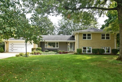 Barrington Single Family Home New: 115 Wedgewood Drive