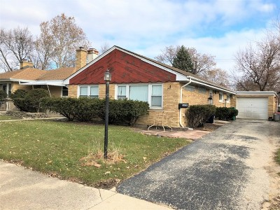Westchester Single Family Home New: 1631 Norfolk Avenue