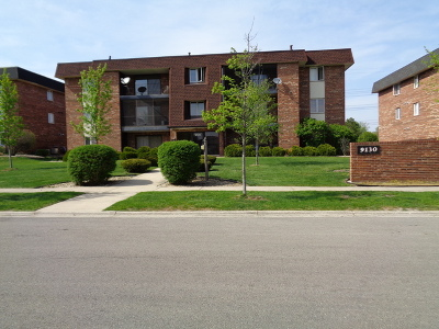 Orland Park Condo/Townhouse For Sale: 9130 West 140th Street #3-NW