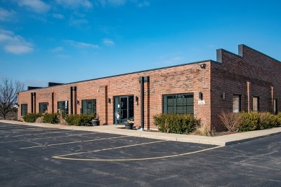 West Chicago Commercial For Sale: 151 East Hawthorne Lane