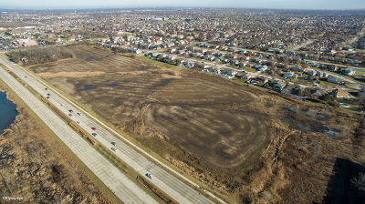 Tinley Park Residential Lots & Land For Sale: 17535 La Grange Road