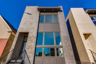 Chicago Single Family Home For Sale: 2330 West Diversey Avenue