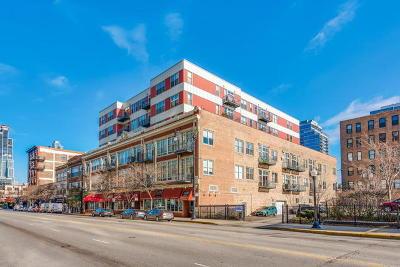 Condo/Townhouse New: 1631 South Michigan Avenue #608