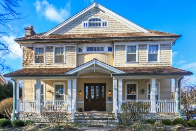 Hinsdale Single Family Home For Sale: 24 South Monroe Street