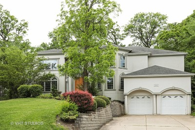Naperville Single Family Home For Sale: 23w341 Hampton Circle