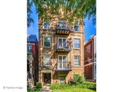 Condo/Townhouse New: 640 West Fullerton Parkway #1