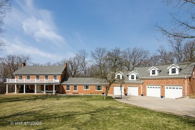 East Dundee Single Family Home Price Change: 711 Council Hill Road