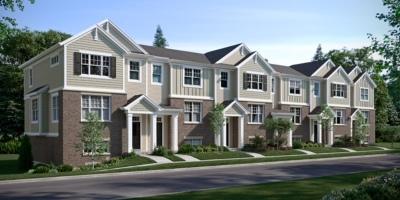 Arlington Heights IL Condo/Townhouse New: $384,990