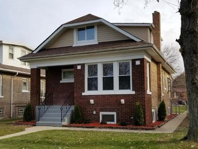 Chicago IL Single Family Home New: $189,900