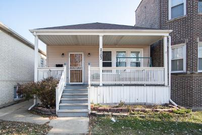 Single Family Home New: 2103 North Natchez Avenue